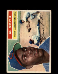 1956 AL SMITH TOPPS #105 INDIANS *G4590