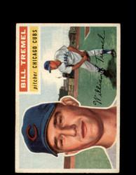 1956 BILL TREMEL TOPPS #96 CUBS *G4593