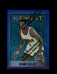 1995 DALE ELLIS FINEST #26 REFRACTOR NUGGETS *R5754