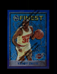 1995 KENNY SMITH FINEST #37 REFRACTOR ROCKETS *R4715