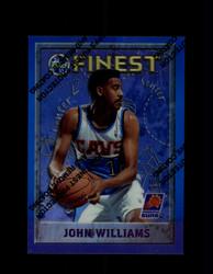 1995 JOHN WILLIAMS FINEST #41 REFRACTOR SUNS *R5142