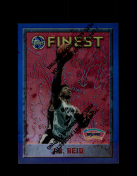 1995 J.R. REID FINEST #49 REFRACTOR SPURS *2431