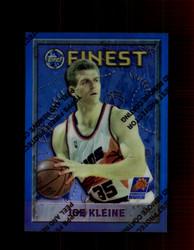 1995 JOE KLEINE FINEST #68 REFRACTOR SUNS *1515