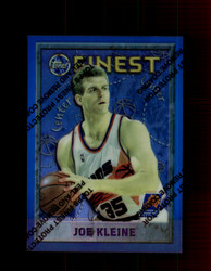 1995 JOE KLEINE FINEST #68 REFRACTOR SUNS *4145