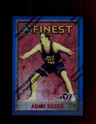 1995 ADAM KEEFE FINEST #73 REFRACTOR JAZZ *4021