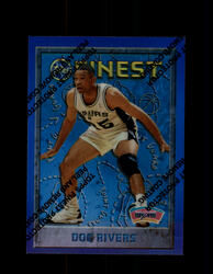 1995 DOC RIVERS FINEST #212 REFRACTOR SPURS *R4279