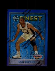 1995 DOC RIVERS FINEST #212 REFRACTOR SPURS *6735