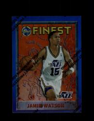 1995 JAMIE WATSON FINEST #227 REFRACTOR NUGGETS *2968