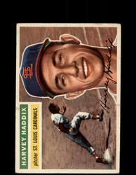 1956 HARVEY HADDIX TOPPS #77 CARDINALS *G4691