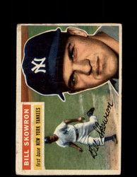 1956 BILL SKOWRON TOPPS #61 YANKEES *G4704 VG