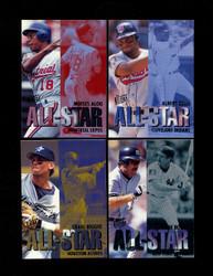 1995 FLEER ULTRA ALL STAR COMPLETE 20 CARD SET