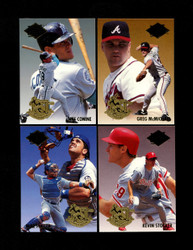 1994 FLEER ULTRA SECOND YEAR STANDOUTS COMPLETE 10 CARD SET