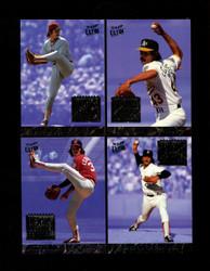 1993 FLEER ULTRA DENNIS ECKERSLEY CAREER HGHLIGHTS COMPLETE 12 CARD SET