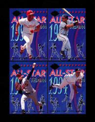 1994 FLEER ULTRA ALL STAR BASEBALL TEAM COMPLETE 20 CARD SET