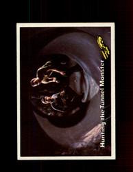 1976 STAR TREK TOPPS #42 HUNTING THE TUNNEL MONSTER *9826