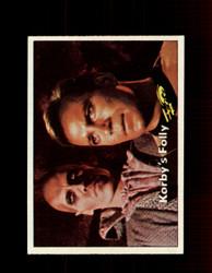 1976 STAR TREK TOPPS #33 KORBY'S FOLLY *R4901