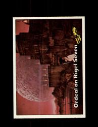 1976 STAR TREK TOPPS #52 ORDEAL ON RIGEL SEVEN *R4900