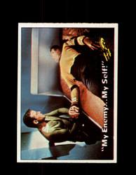 "1976 STAR TREK TOPPS #31 ""MY ENEMY...MY SELF"" *9934"