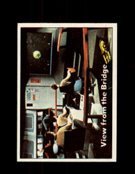 1976 STAR TREK TOPPS #16 VIEW FROM THE BRIDGE *G6437