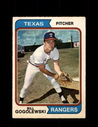 1974 BILL GOGOLEWSKI OPC #242 O-PEE-CHEE RANGERS *G4725