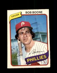 1980 BOB BOONE OPC #246 O-PEE-CHEE PHILLIES *G4895