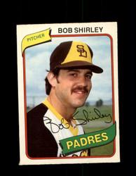 1980 BOB SHIRLEY OPC #248 O-PEE-CHEE PADRES *G4897