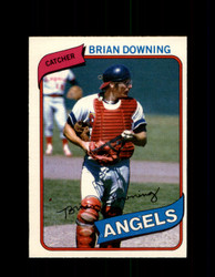 1980 BRIAN DOWNING OPC #315 O-PEE-CHEE ANGELS *G4927