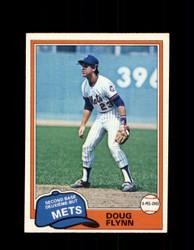 1981 DOUG FLYNN OPC #311 O-PEE-CHEE METS *G5070