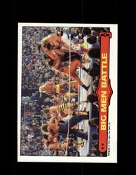 1985 BIG JOHN STUDD #68 WWF O-PEE-CHEE BIG MEN BATTLE *7659