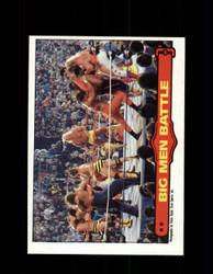 1985 BIG JOHN STUDD #68 WWF O-PEE-CHEE BIG MEN BATTLE *7686