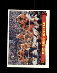 1985 BIG JOHN STUDD #68 WWF O-PEE-CHEE BIG MEN BATTLE *7746