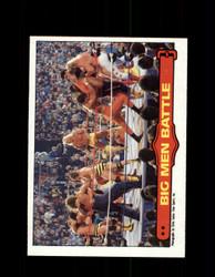 1985 BIG JOHN STUDD #68 WWF O-PEE-CHEE BIG MEN BATTLE *G3991
