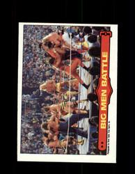 1985 BIG JOHN STUDD #68 WWF O-PEE-CHEE BIG MEN BATTLE *7748
