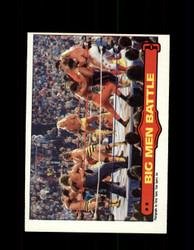 1985 BIG JOHN STUDD #68 WWF O-PEE-CHEE BIG MEN BATTLE *G3990