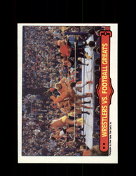 1985 ANDRE THE GIANT #67 WWF O-PEE-CHEE WRESTLERS VS FOOTBALL GREATS *9844