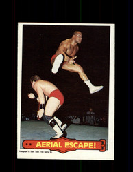 1985  TONY ATLAS #49 WWF O-PEE-CHEE AERIAL ESCAPE *G6331