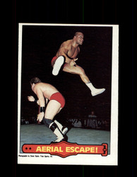 1985  TONY ATLAS #49 WWF O-PEE-CHEE AERIAL ESCAPE *G4741