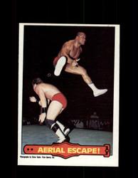 1985  TONY ATLAS #49 WWF O-PEE-CHEE AERIAL ESCAPE *R1226