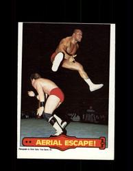 1985  TONY ATLAS #49 WWF O-PEE-CHEE AERIAL ESCAPE *4047