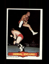 1985  TONY ATLAS #49 WWF O-PEE-CHEE AERIAL ESCAPE *1616
