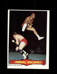 1985  TONY ATLAS #49 WWF O-PEE-CHEE AERIAL ESCAPE *R3996