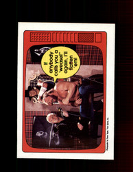 1985 BIG JOHN STUDD #65 WWF O-PEE-CHEE *G2969