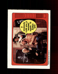 1985 BIG JOHN STUDD #65 WWF O-PEE-CHEE *G6303