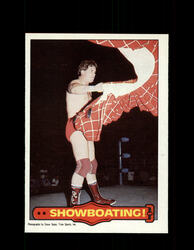 1985 ROWDY RODDY PIPER #14 WWF O-PEE-CHEE SHOWBOATING *G5305