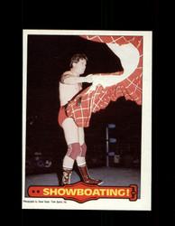 1985 ROWDY RODDY PIPER #14 WWF O-PEE-CHEE SHOWBOATING *G5306