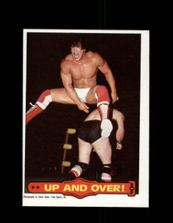 1985 RICKY THE DRAGON STEAMBOAT #18 WWF O-PEE-CHEE UP AND OVER *G5333