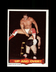 1985 RICKY THE DRAGON STEAMBOAT #18 WWF O-PEE-CHEE UP AND OVER *G5335