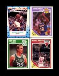 1989 FLEER BASKETBALL COMPLETE SET W/ STICKERS *030
