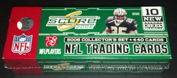 2006 SCORE FOOTBALL COMPLETE FACTORY SET