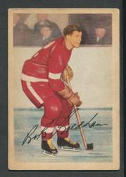 1953 BOB GOLDHAM PARKHURST #49 REDWINGS VG #3412